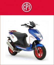 CPI scooters