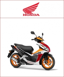 Honda (scooter )