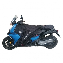 beenkleed thermo BMW c 400 x tucano r196 pro