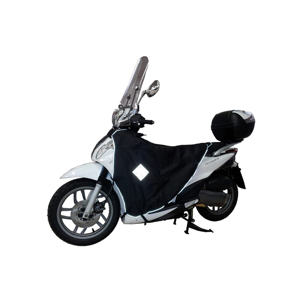 Beenkleed thermoscud Kymco People one 125(i) - Tucano