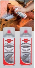 Wurth Roeststop grondlak Rood/bruin 400ml